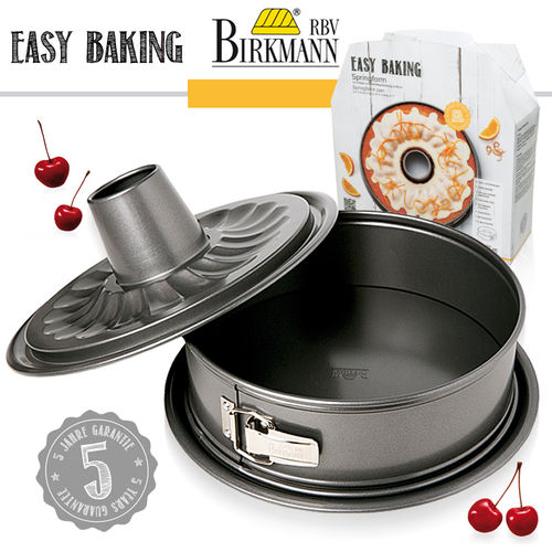 RBV Birkmann - Baking tin Ø 28 cm - Easy Baking