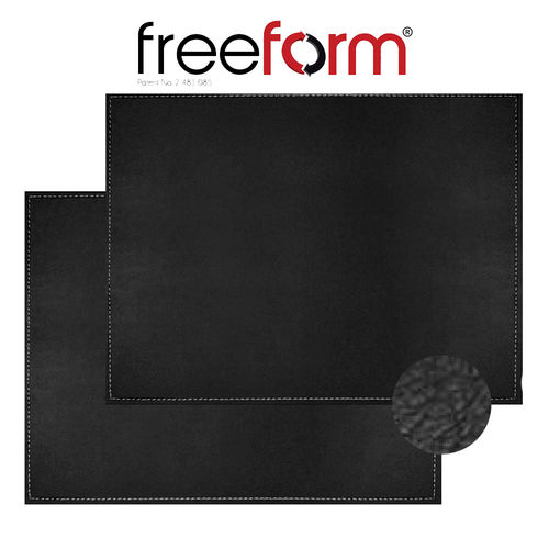 Freeform - Placemat - Vintage Black - 40 x 30 cm