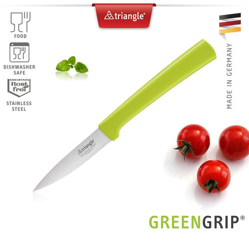 Triangle® - Paring knife 8 cm - GreenGrip