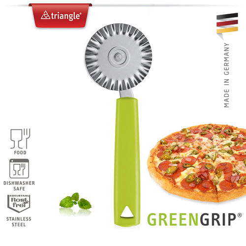 Triangle® - Pastry wheel - GreenGrip