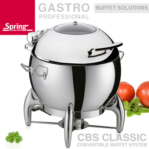Spring - CBS Round soup station 11 ltr.