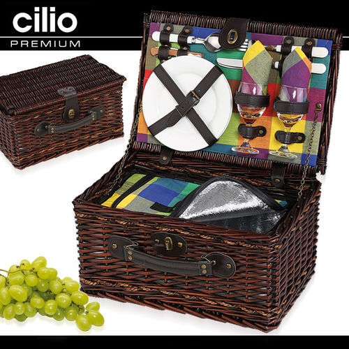 "cilio - Picknick-Korb ""Bellano"""
