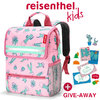 reisenthel - backpack - kids - cactus pink
