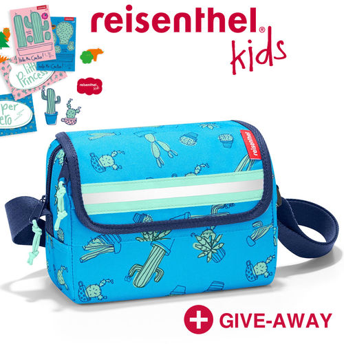 reisenthel - everydaybag - kids - cactus blue