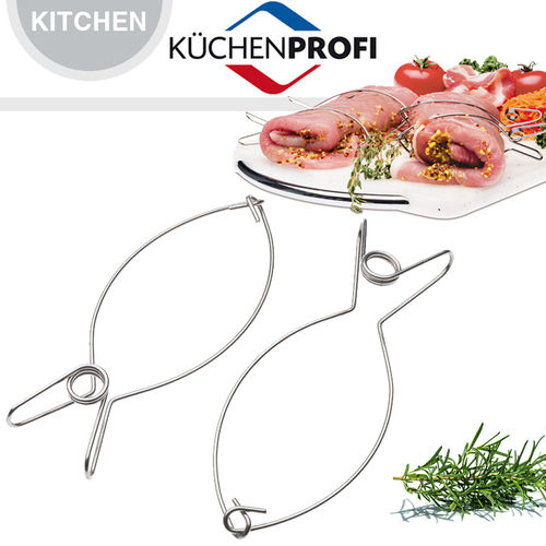 Küchenprofi - Meat clamp Set of 6