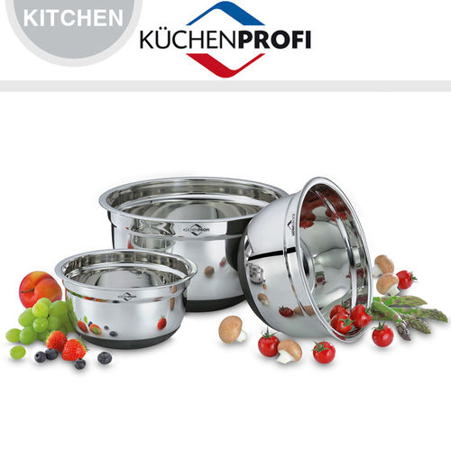 Küchenprofi - Mixing Bowl Set Set of 3