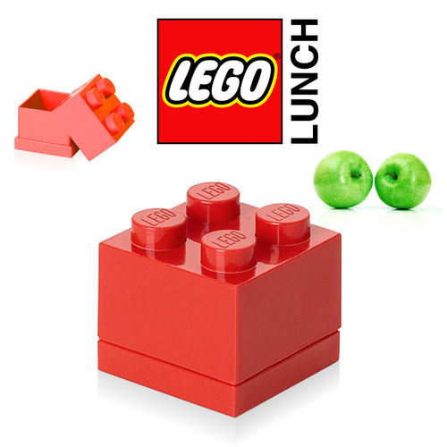 LEGO - Mini Box 4 - Rot