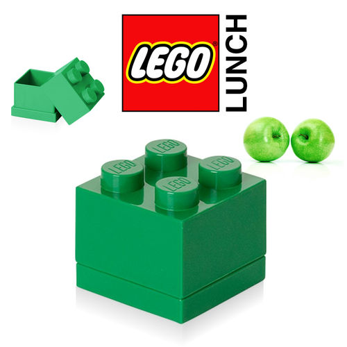 LEGO - Mini Box 4 - Green