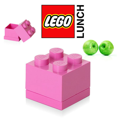 LEGO - Mini Box 4 - Pink