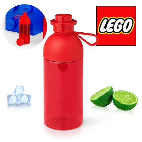 LEGO - Hydration Bottle - 500 ml - Rot