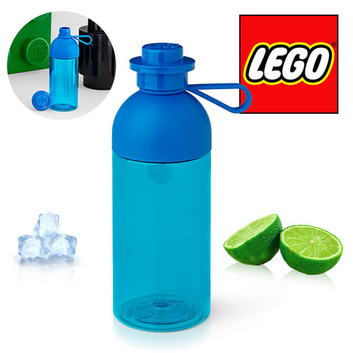 LEGO - Hydration Bottle - 500 ml - Blau
