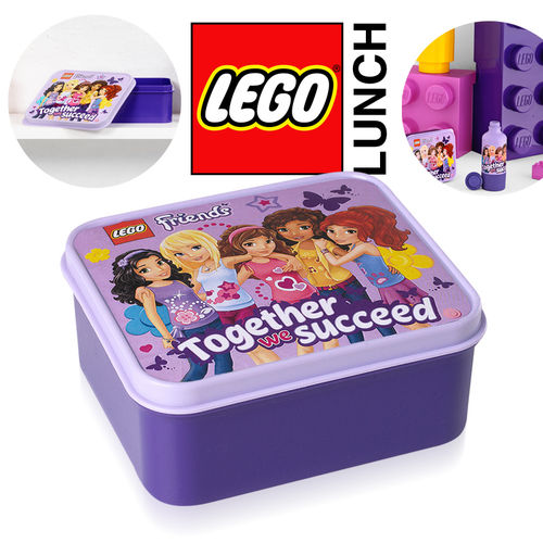 LEGO - Friends Lunch Box