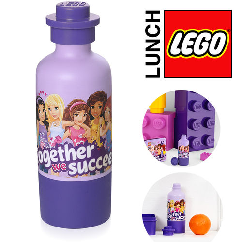 LEGO - Friends Drinking Bottle