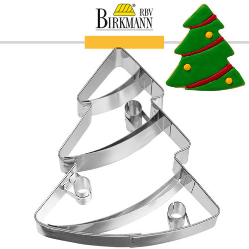 RBV Birkmann - Christmas tree 10 cm
