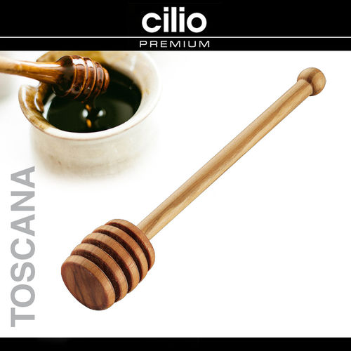 "cilio - Olive wood series ""Toscana"" - Honey scoops"