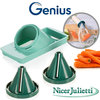 Genius - Nicer Julietti Set 3pcs mint green