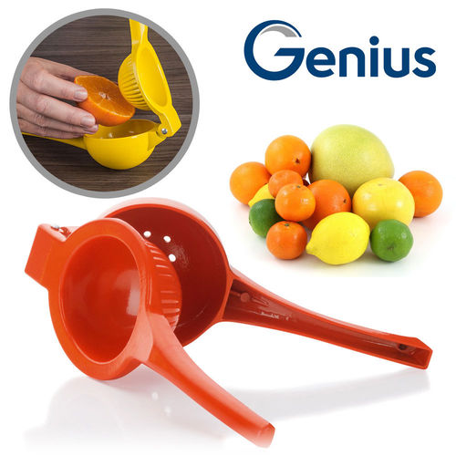 Genius - Citrus press - big orange