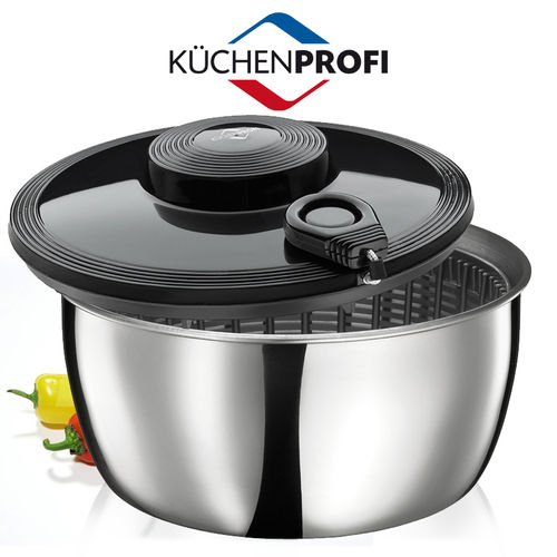 Küchenprofi - Salad spinner stainless steel