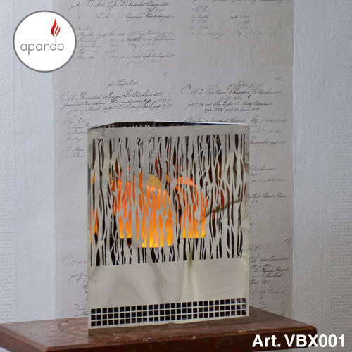 "Apando - Flame light ""Firebox"" - Vine"