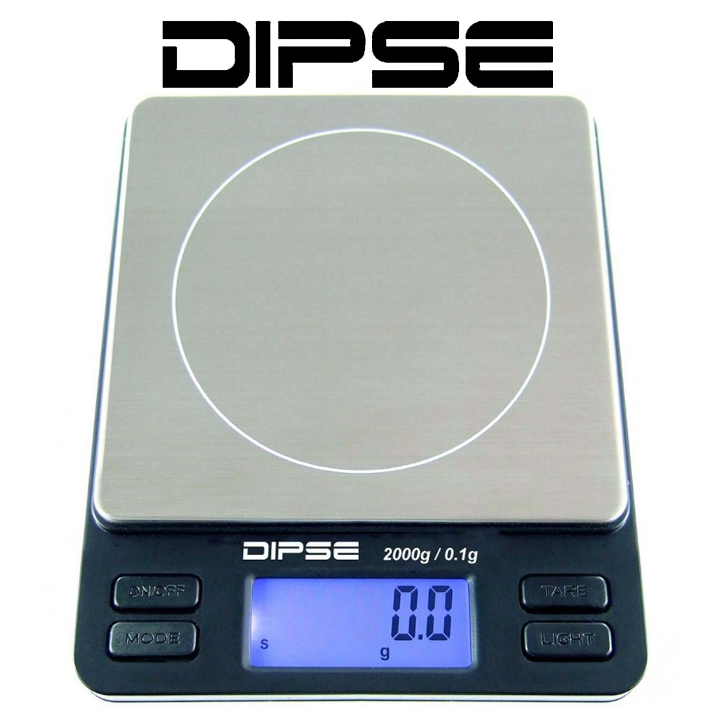 Dipse - Digital Scale TP Series - Table Scale 2000g