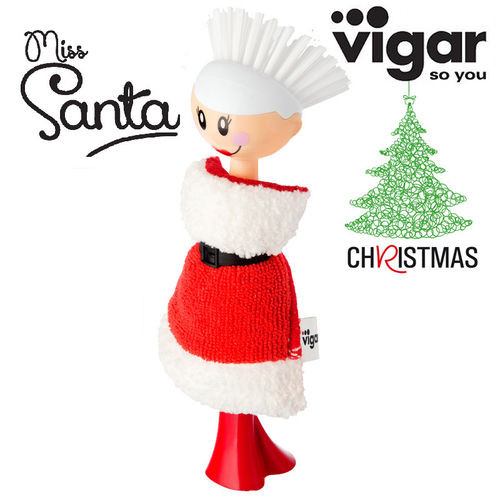 Vigar - Brush Ms Santa