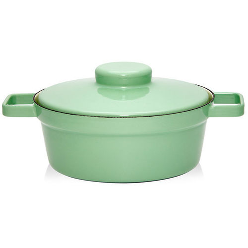 Riess - Enamel - Aromapots Covered Casserole