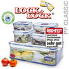 Lock & Lock - PP CLASSIC Set of 5