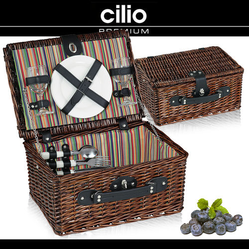 "cilio - Picknick-Korb ""Bellagio"""