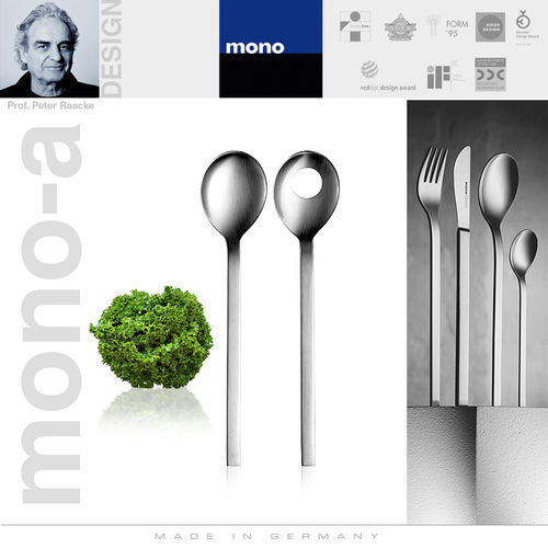 mono-a - Salad serving set small 18,5 cm