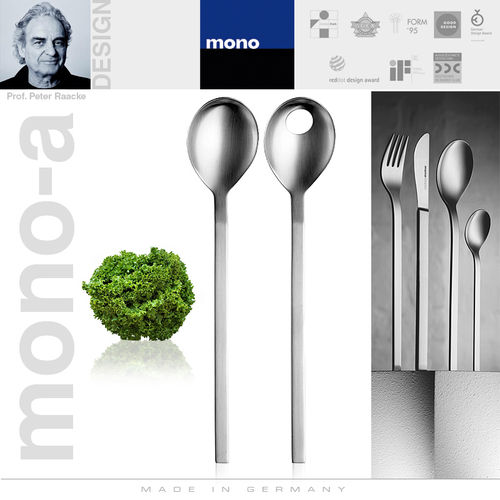 mono-a - Salad serving set large 27,2 cm