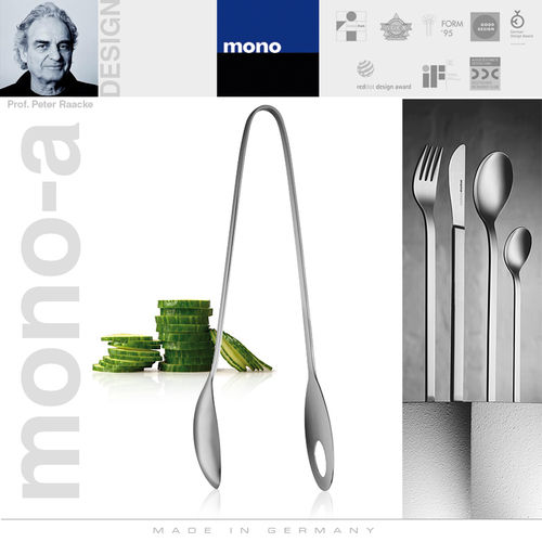 mono-a - serving tongs large 21,5 cm