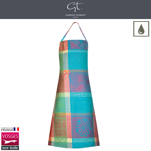 Garnier Thiebaut Apron - Mille Wax Cocktail