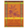 Garnier Thiebaut Kitchentowels - Les Oranges Sanguine