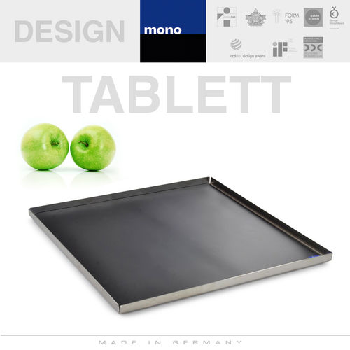 mono - multi tablett tray - 230 x 230 mm