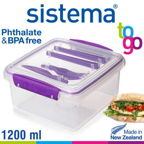 sistema - Lunch Plus To Go - 1.2 L