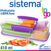 sistema - Snack Attack To Go - 410 ml