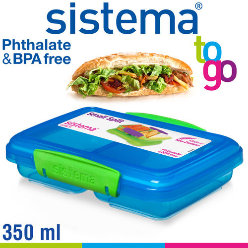 sistema - Lunchbox Small Split - 350 ml