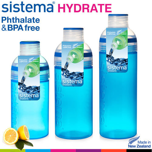 Sistema - Drinking bottle Trio