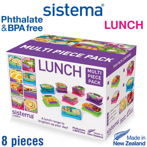 Sistema - Lunch fresh box set