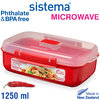 Sistema - Microwave Box - 1250 ml