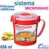sistema - Mikrowellen-Suppentasse - 656 ml