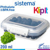 sistema - Klip It Frischhaltedose - 200 ml