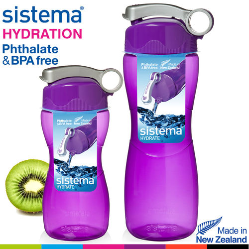 Sistema - Drinking bottle hourglass