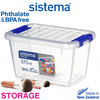 sistema - Storage Box with sorting insert