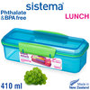 sistema - Lunch Snack Attack - 410 ml