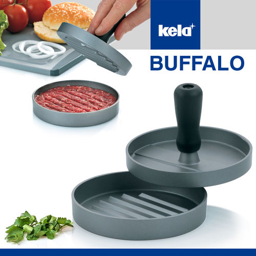 Kela - Hamburger press Buffalo