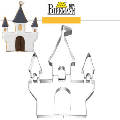 RBV Birkmann - Cookie cutter Fairy lock 13 cm