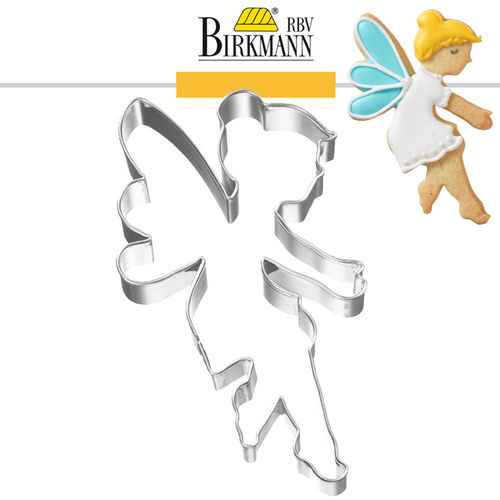RBV Birkmann - Cookie cutter Fairy 11 cm