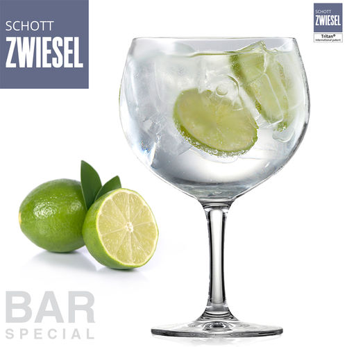 Schott Zwiesel - BAR SPECIAL - Gin Tonic Glass Set of 2