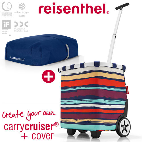 reisenthel - OFFER - carrycruiser plus color matching cover